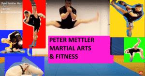 Peter Mettler Martial Arts Teaser Shorts